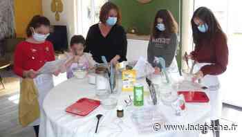 Les Gourmandises de Cécile font école à Aussonne - ladepeche.fr