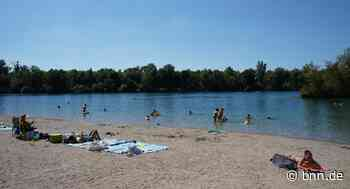 Möglicher Baggersee-Ansturm: Dettenheim setzt auf Sicherheitsdienste - BNN - Badische Neueste Nachrichten