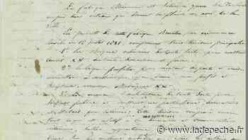Launaguet. Une lettre d'Auguste Virebent datant du XIXe siècle a été retrouvée - LaDepeche.fr