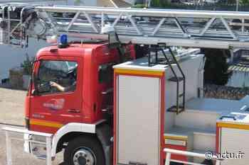 Feu de câble à Louviers : 21 personnes évacuées et 7 hospitalisées - actu.fr
