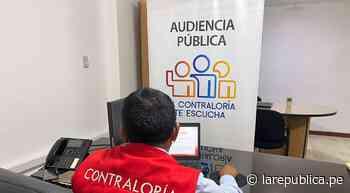 Tumbes: alertan a Contraloría sobre falta de oxígeno Zarumilla | LRND - LaRepública.pe