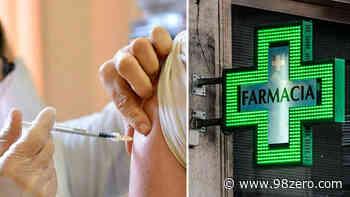 Covid, vaccinazioni in farmacia. Le farmacie aderenti a Brolo e Piraino - 98Zero.com