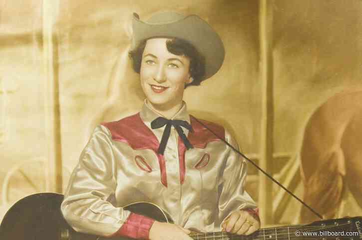 Joy McKean, Australia's 'Queen of Country,' to Receive Ted Albert Award at 2021 APRAs