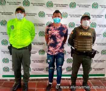 Santa Rosa del Sur: Policía captura a alias el 'Monstruo' - El Universal - Colombia