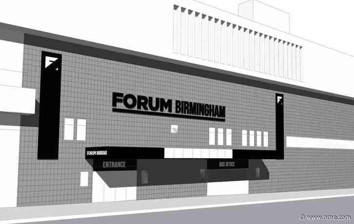 Newly renovated music venue Forum Birmingham is launching this summer