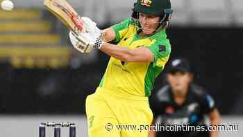 Lanning backs Perry to regain mojo in ODIs - Port Lincoln Times