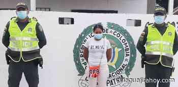 Por maltratar a su hija, capturan mujer en Dibulla - La Guajira Hoy.com