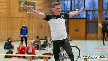 RV Trillfingen Erfolg für Kunstradfahrer beim 3. Junior Masters in Ilsfeld: Silber und gesicherter EM-Platz für Jonas Beiter - SWP