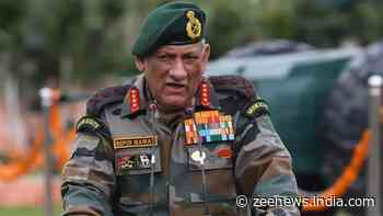 India`s military chief General Bipin Rawat concerned about US troop withdrawal from Afghanistan