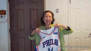 NBA player wows 94-year-old superfan with surprise