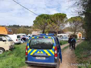 Une grande fête clandestine interrompue à Fuveau ce week end [MAJ Mardi 6/4] - Trets au coeur de la Provence