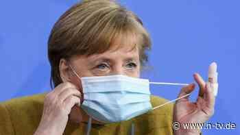 """Vertrauen in Astrazeneca"": Merkel erhält Corona-Impfung"