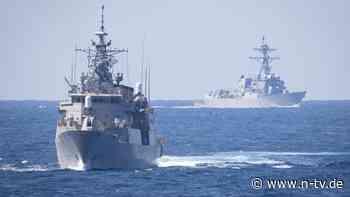 Fahrt ins Schwarze Meer abgesagt: USA schicken vorerst keine Kriegsschiffe
