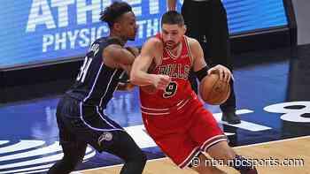 In first meeting since Nikola Vucevic trade, struggling Bulls fall to Magic