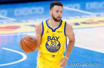 Warriors star Steph Curry on one of the hottest scoring streaks of his career