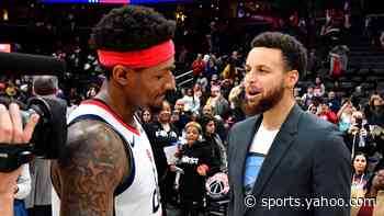 Bradley Beal not worried about winning scoring title, beating Stephen Curry