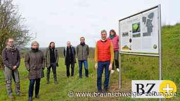 Neue Tafel informiert in Watenstedt über die alten Zeiten