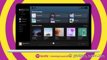 Spotify Will Now Let Desktop Users Download Full Albums