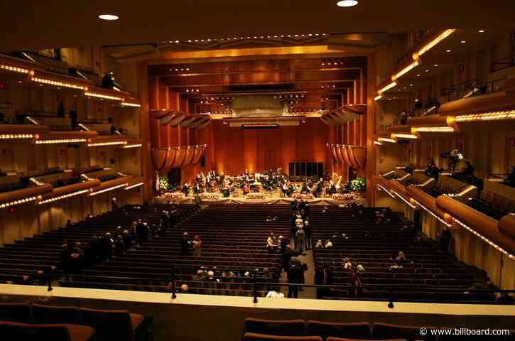 NY Philharmonic Performs First Concert With Audience in 13 Months