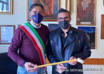 Sonnino, premiato in comune per il suo gesto eroico: il plauso a Mariano Palluzzi - LatinaQuotidiano.it