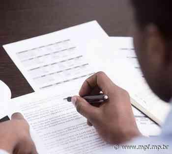 PRM-Bacabal convoca candidata aprovada no processo seletivo de estágio em Direito - MPF