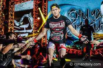Shuya Kamikubo professional MMA record: Japanese fighter vs Mitchell Chamale at 'ONE on TNT 2' - Conan Daily