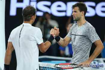 Rafael Nadal praises Grigor Dimitrov ahead of Monte Carlo clash - Tennis World USA