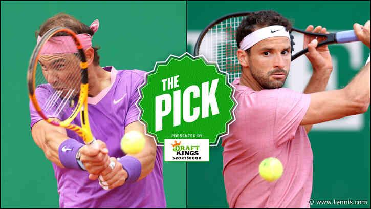 The Pick: Rafael Nadal vs. Grigor Dimitrov, Monte Carlo third round - Tennis Magazine