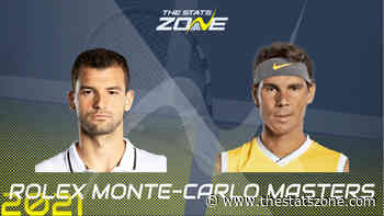 2021 Monte-Carlo Masters Round of 16 – Grigor Dimitrov vs Rafael Nadal Preview & Prediction - The Stats Zone