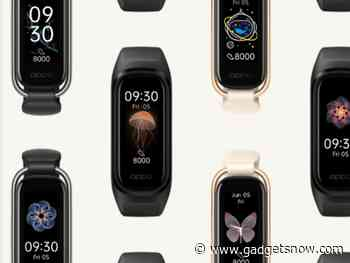 Oppo fitness bands, smartwatches to work better with iPhones