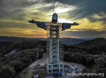 Gaudium news > La imagen de Cristo Protector construida en Rio Grande do Sul será la más grande del Brasil - es.gaudiumpress.org