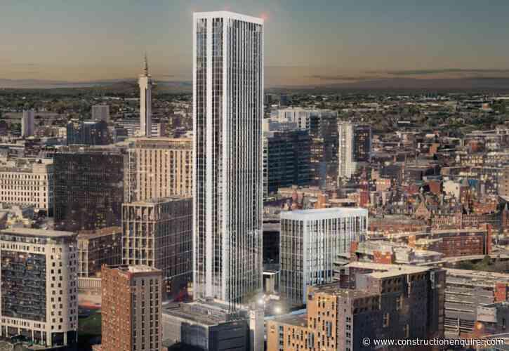51-storey Birmingham resi skyscraper approved again