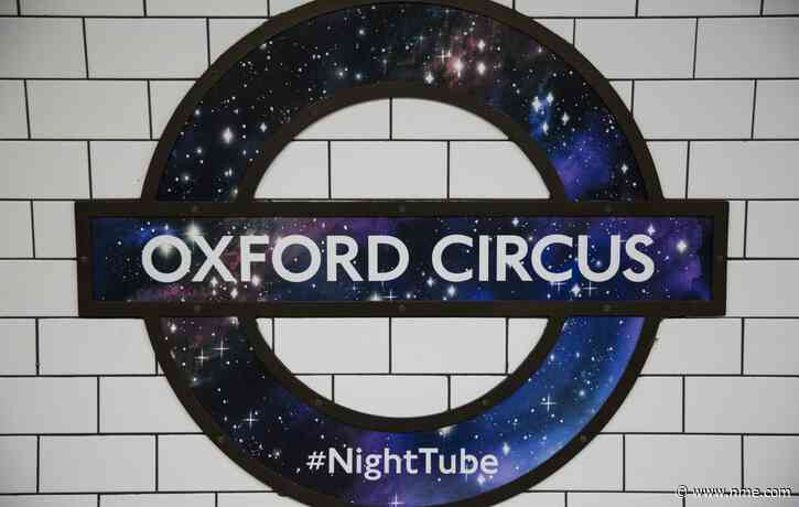 London's Night Tube service won't return until 2022