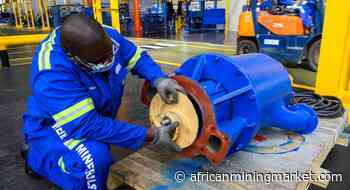 Abrasive solids handling made simple with the new Warman Submersible Pump - African Mining Market