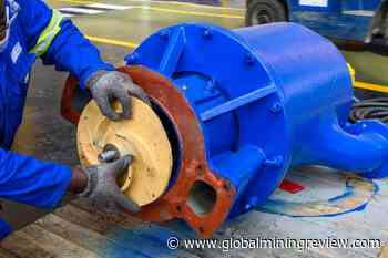 Weir Minerals releases new Warman submersible pump - Global Mining Review