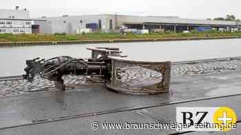 Stadt Braunschweig plant Bahn-Brückenschlag über Mittellandkanal