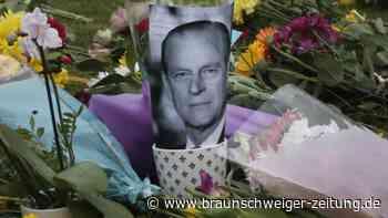 Offizieller Abschied: Royals bereiten sich auf Trauerfeier für Prinz Philip vor