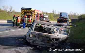 Vidéo. Champniers: un automobiliste se tue en percutant un poids-lourd en stationnement sur le bord de la RN10 - Charente Libre