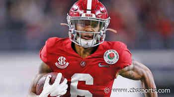 2021 NFL Mock Draft: Lions, Raiders snag elite receivers pushed down by rising quarterbacks