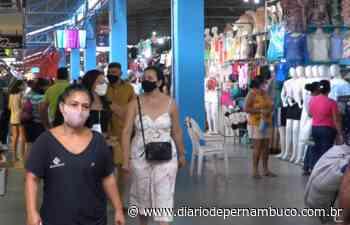 Santa Cruz do Capibaribe vive expectativa pela retomada do movimento de compradores - Diário de Pernambuco