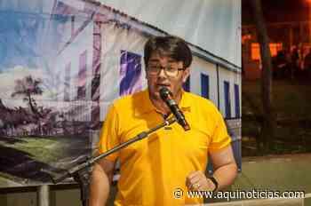 Primeiro prefeito reeleito na história de Ibatiba, Luciano Pingo avalia os 100 dias de governo - Aqui Notícias - www.aquinoticias.com