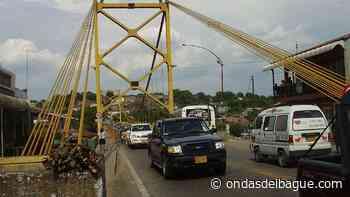 Con paso restringido continúa el puente Ospina Pérez, entre Girardot y Flandes - Ondas de Ibagué