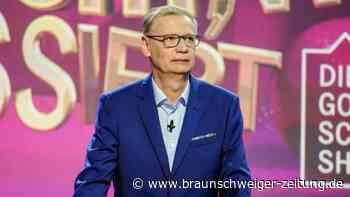 Pandemie: Wegen Corona: Günther Jauch fällt wieder bei Liveshow aus