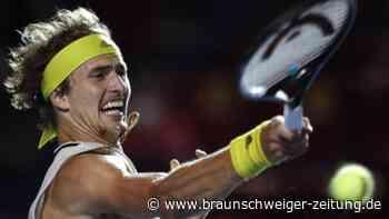 ATP-Turnier: Achtelfinal-Aus für Alexander Zverev in Monte Carlo