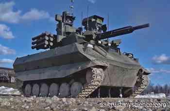 À LIRE AUSSI : L'armée russe crée une unité de chars de combat sans pilote - Trust My Science