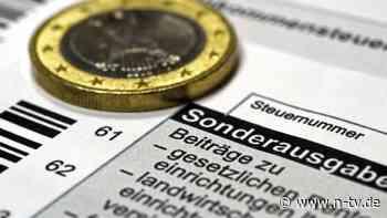 Geld zurückholen: An welchen Kosten sich Finanzamt beteiligt