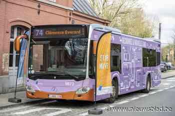 Nieuwe buslijn verbindt Ukkel met Anderlecht - Het Nieuwsblad