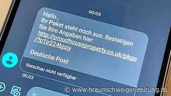 Verbraucherschutz: Abzocke mit falschen Paket-SMS – das können Handynutzer tun