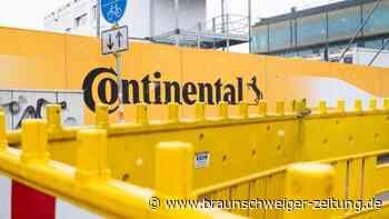 Gewerkschaften: 24-Stunden-Streik legt Continental-Werk in Karben lahm
