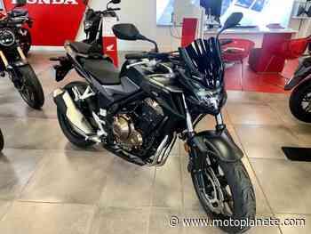 Honda CB500F ABS 2021 à 5890€ sur VILLEMOMBLE - Occasion - Motoplanete
